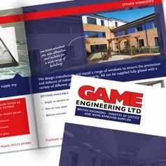 GAME Engineering