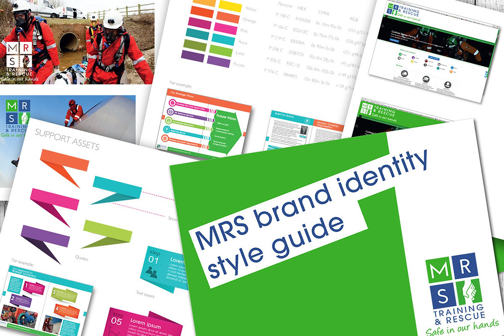 Examples of brand guidelines