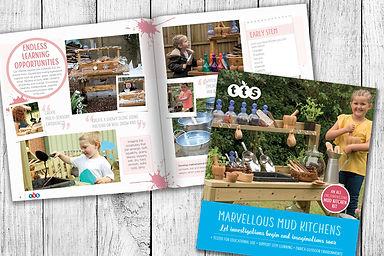TTS Mud Kitchen catalogue