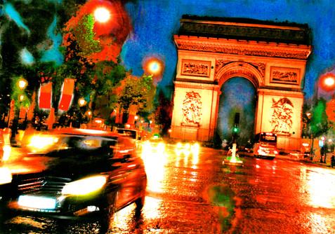 Champs Elysees, 2014