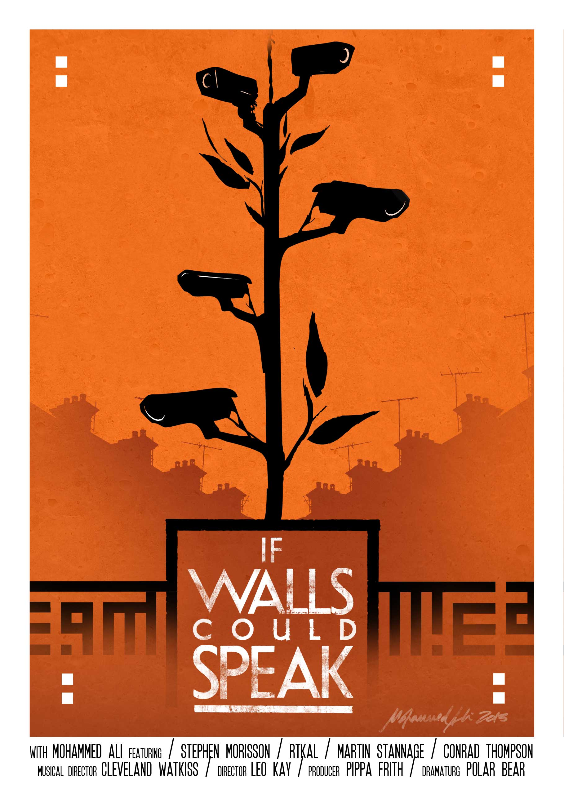 If Walls Could Speak