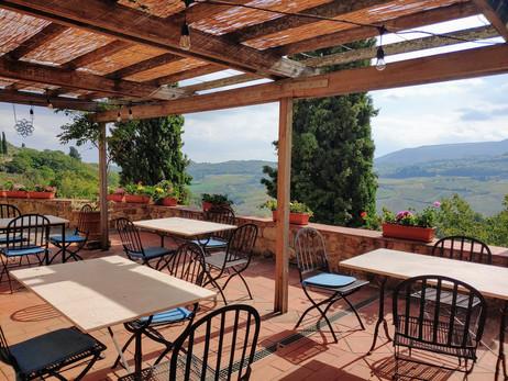 Villa Martiena Patio