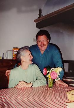 Len & Jane Parris Tuscany 1997