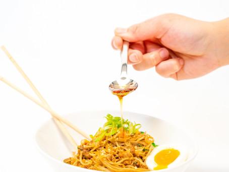 Dan Dan Noodle Bowl