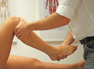 Physio knee assesment