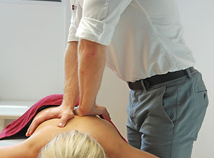 Physio treatment for backpain