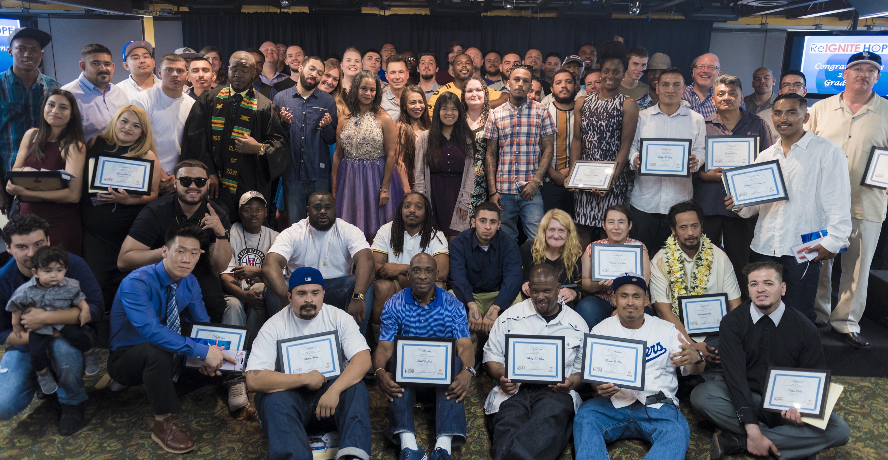 July 2019 Graduates