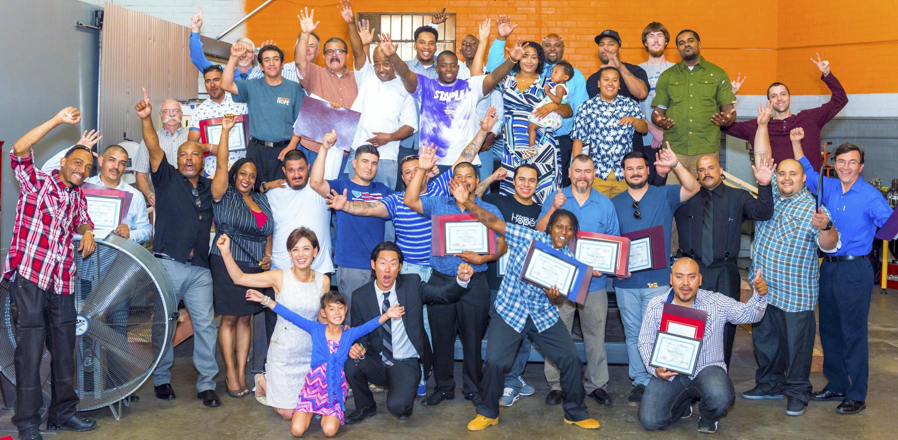 July 2017 Graduates