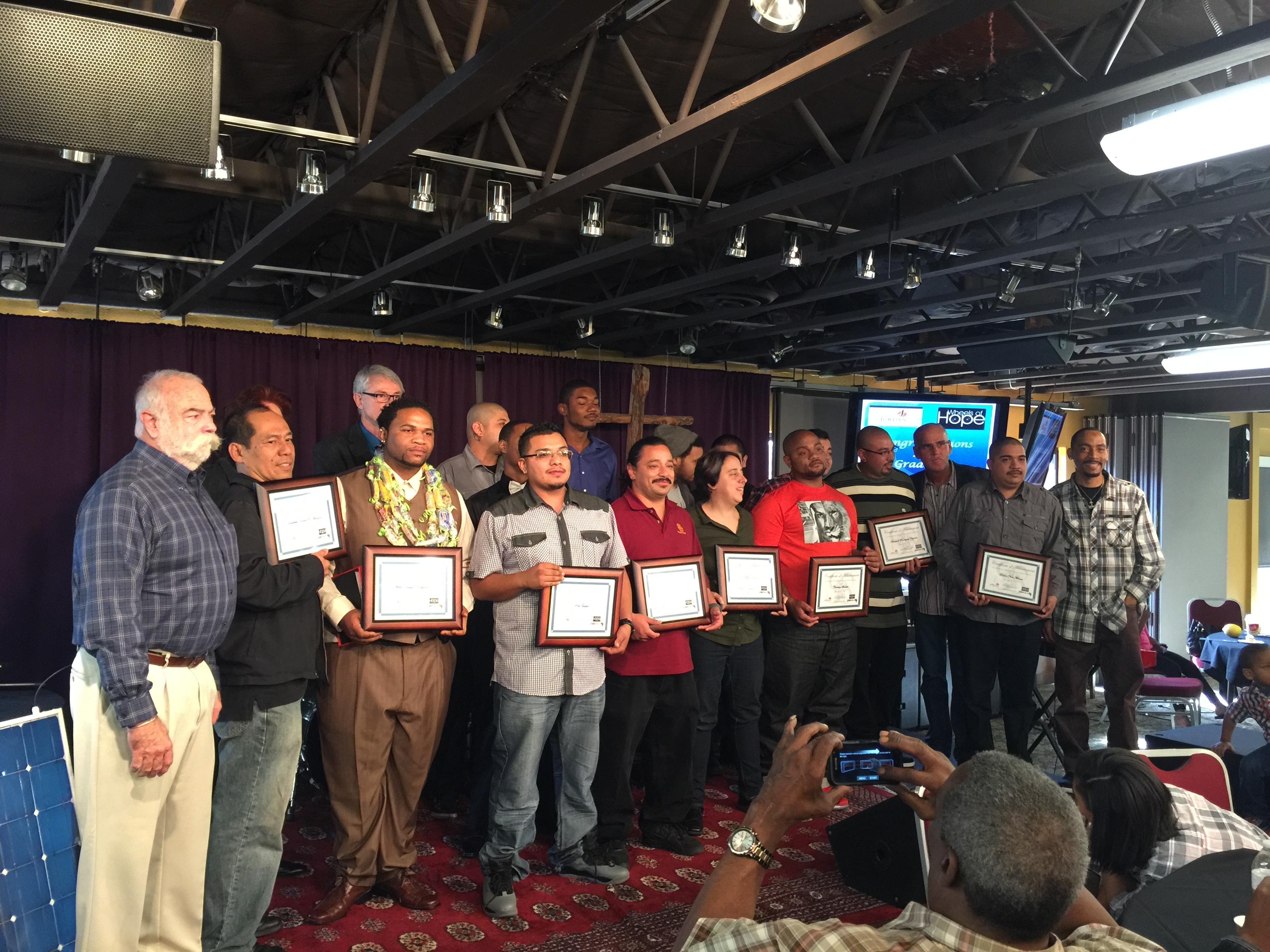 Feb 2015 Graduates