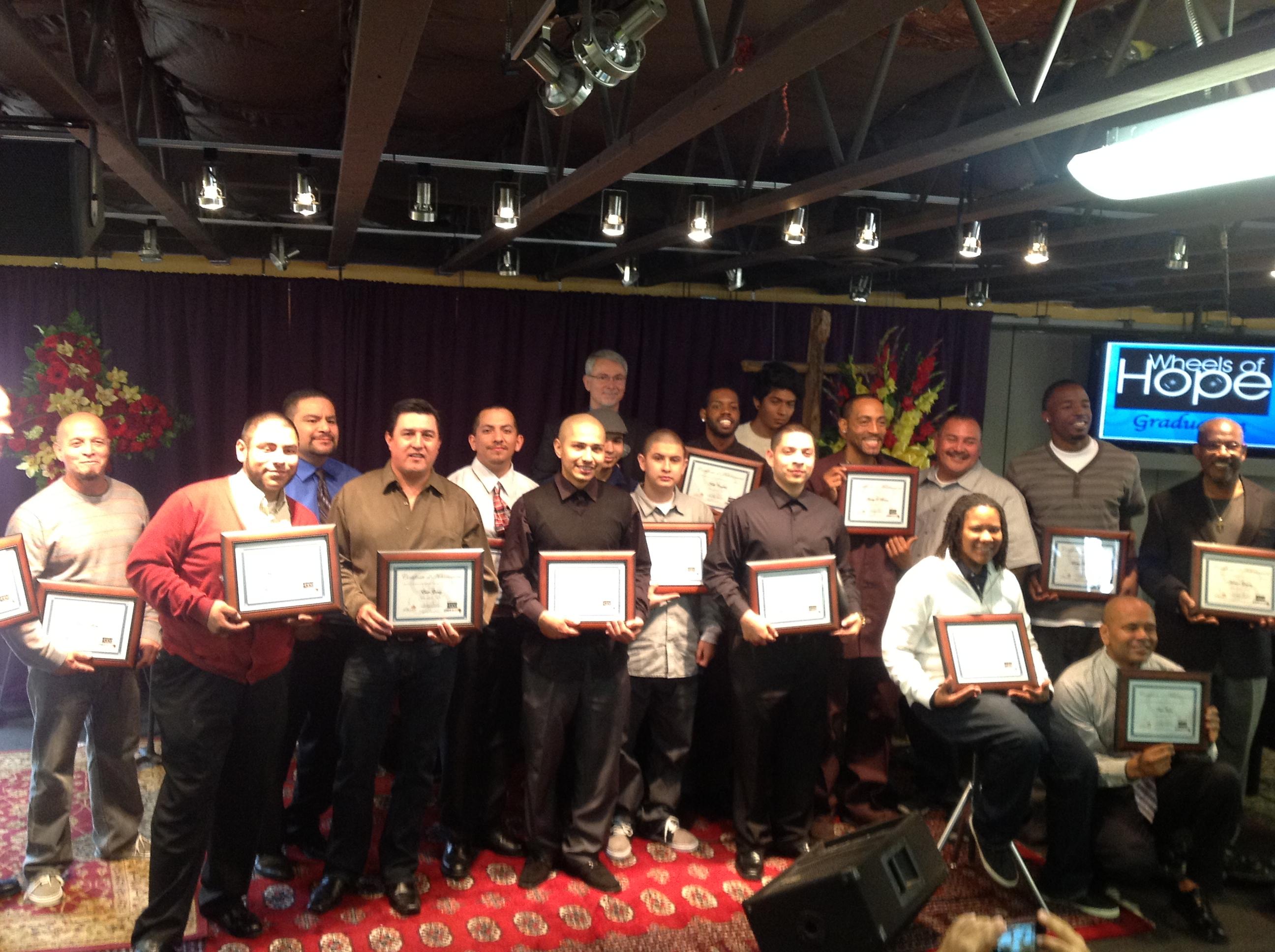 July 2015 Graduates
