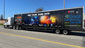 Mobile Classroom Hits the Road