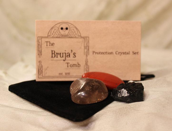 Protection Crystal Set