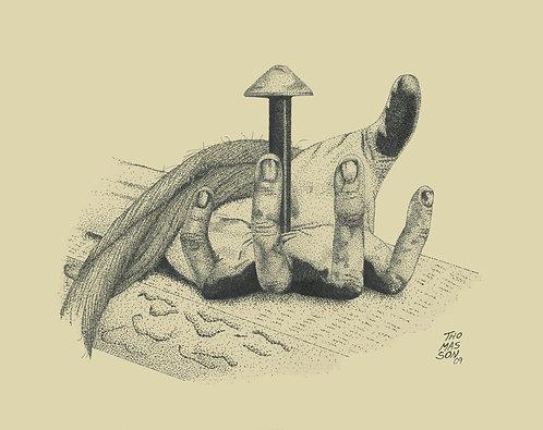Jesus' Hand