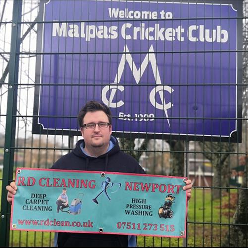 Local Cricket Club Sponsorship