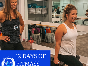 The 12 Days of FITMAS