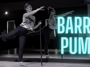 Pump it Up with Barre Pump