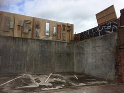 Under Armour - Detail of set build -