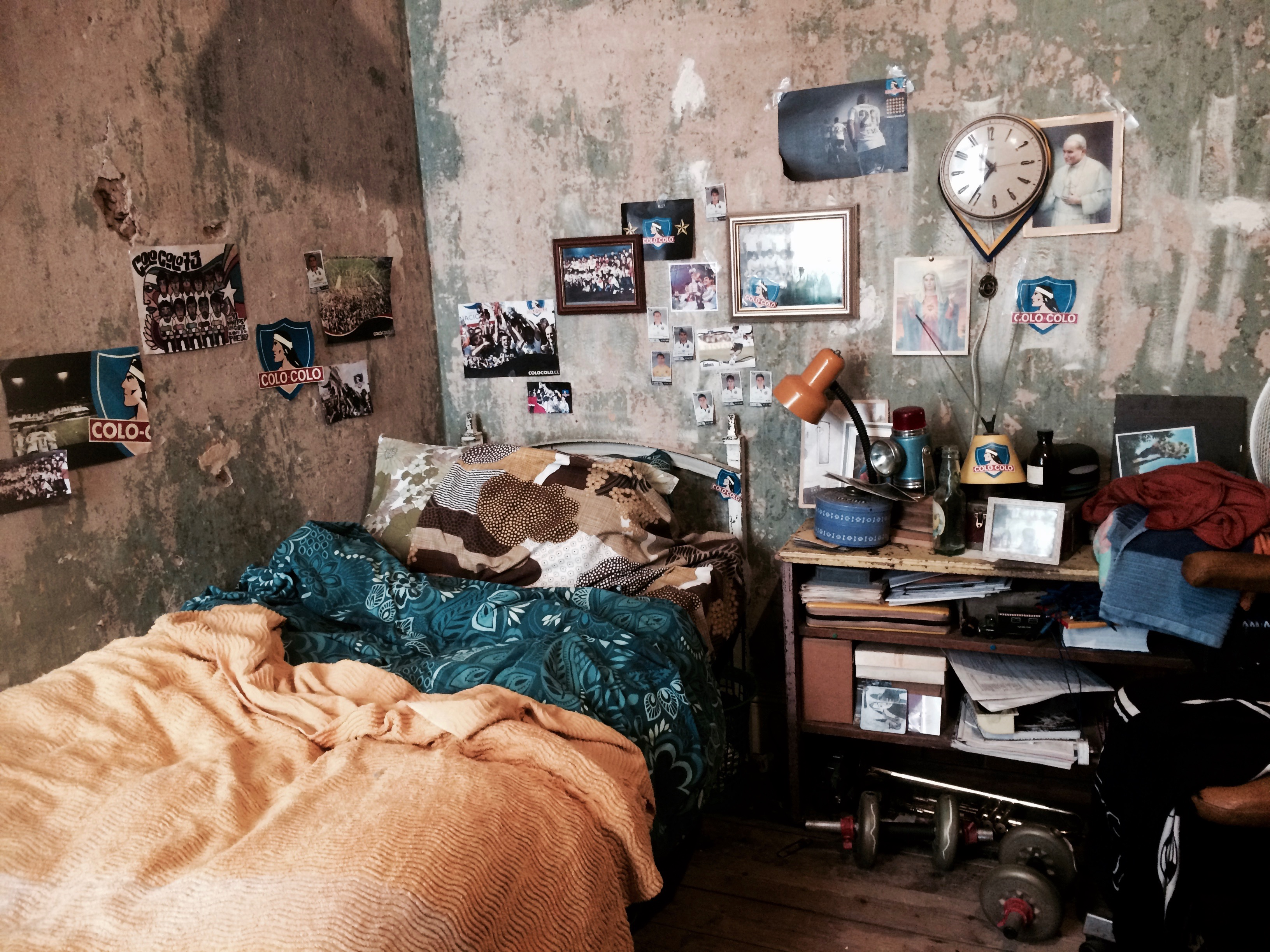 Chile bedroom set
