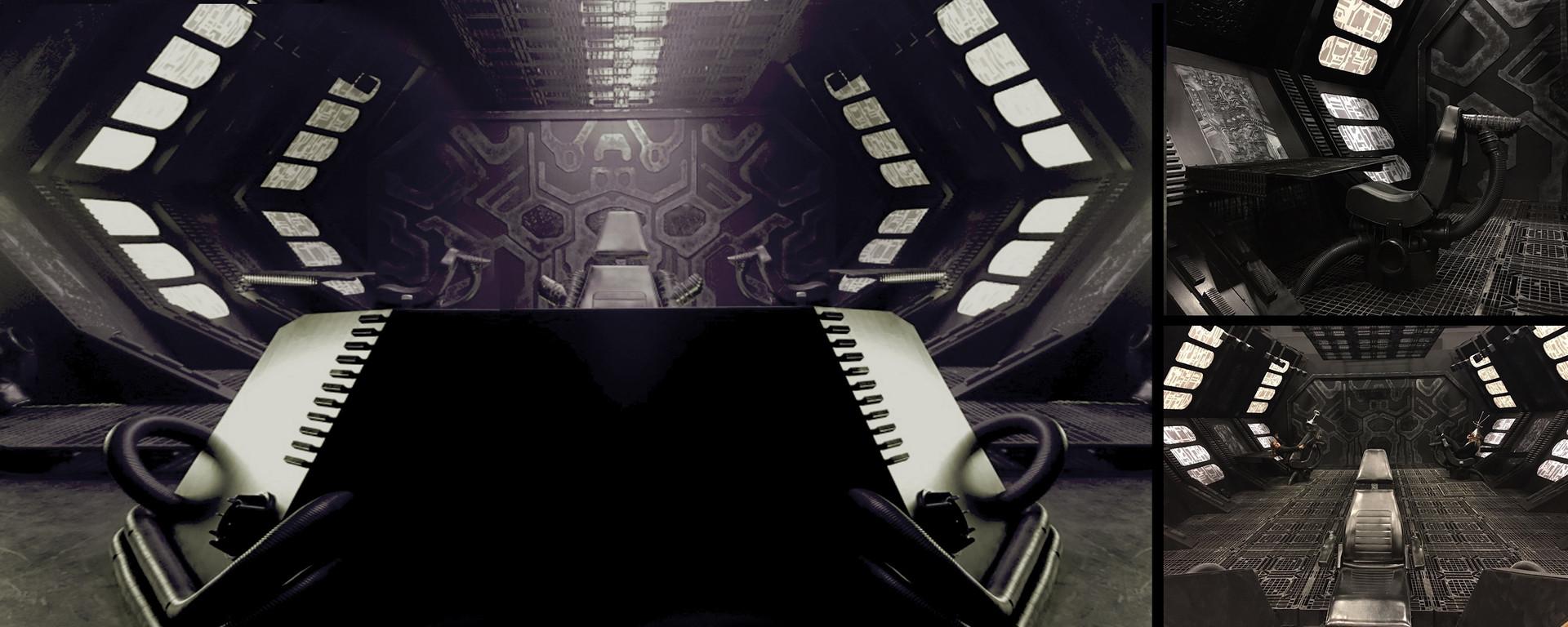 Set Build- Thinkbox Alien