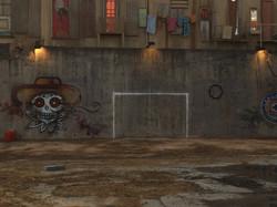Set Build  -Under Armour -  Mexico
