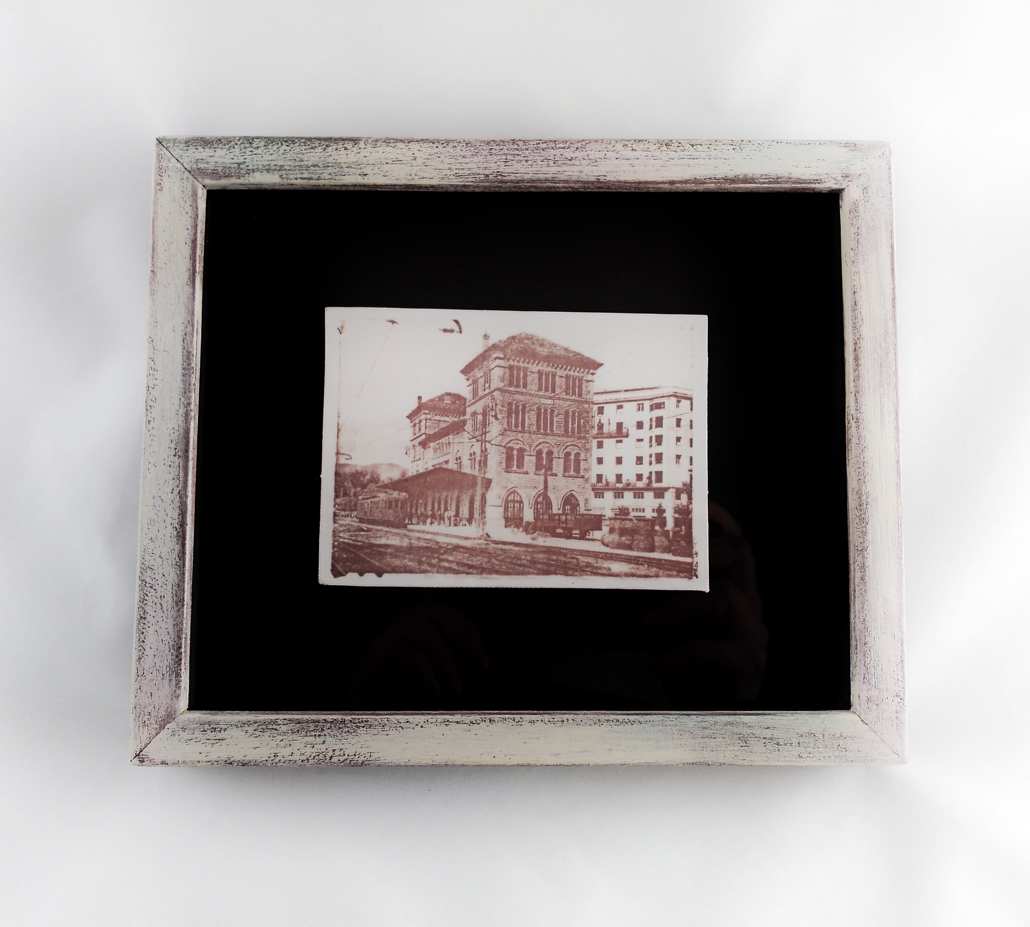 Cuadro foto antigua Personalizable