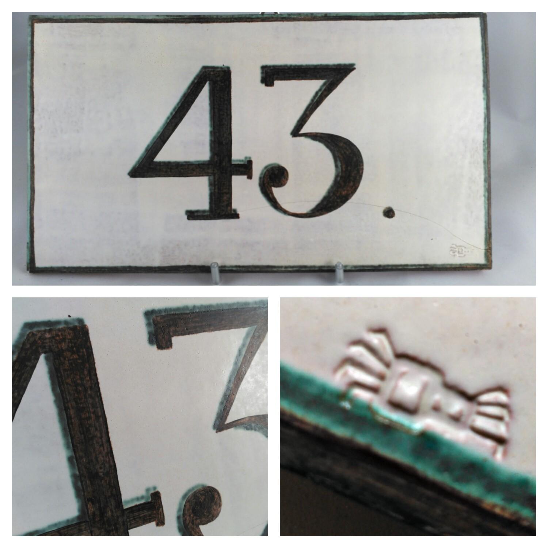 Baldosa casa nº43