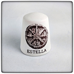 Dedal porcelana Personalizable
