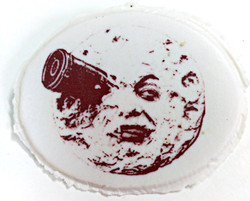 broche viaje a la luna