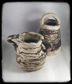 Vasijas de Gabi y Nekane