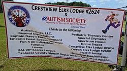 Thank You ELKS Lodge Event Sponsors!