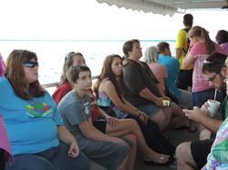 Fun on the Dolphin Cruise!
