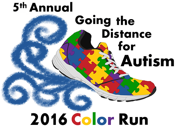 Going the Distance For Autism