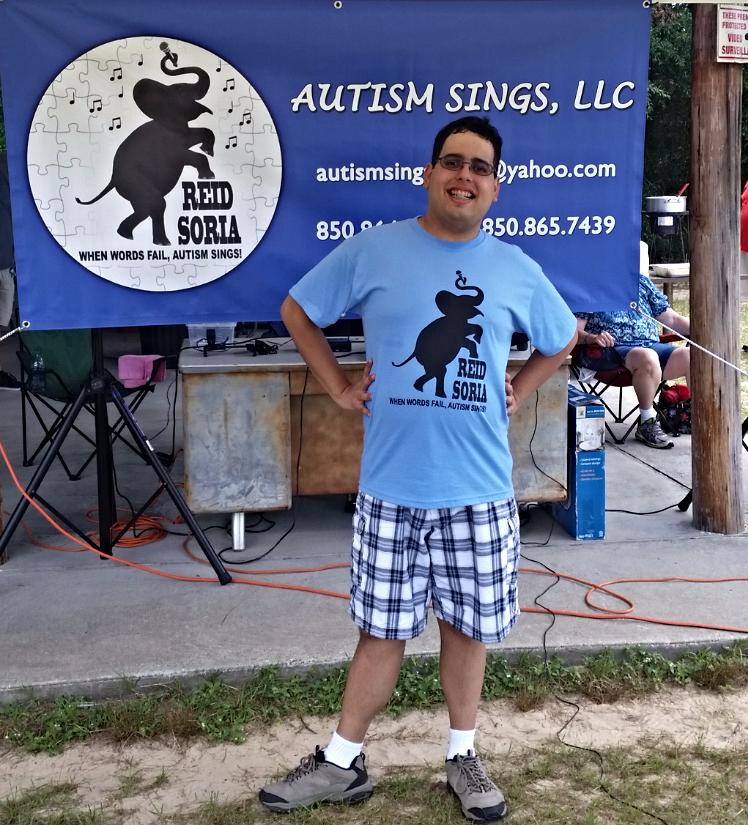 Autism Sings Reid Soria