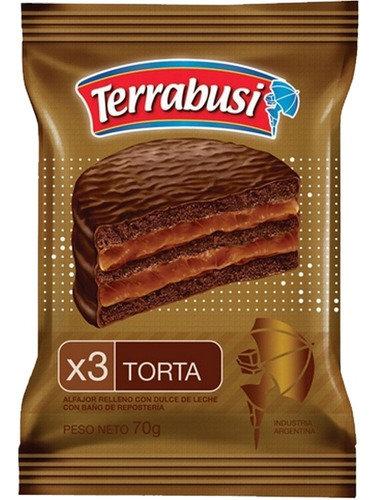 Alfajor Terrabusi Torta
