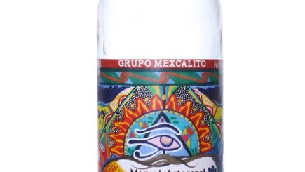 Mezcal Agasajo with worm 700ml