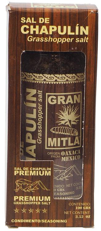 Sal de Chapulín - Grasshoper salt 100g