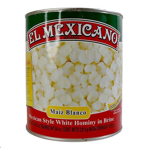 Maiz Blanco El Mexicano 3kg