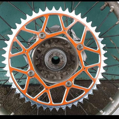 Задняя звезда для KTM Freeride 250/350