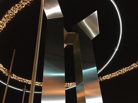 Nieuw Lichtkunstwerk voor Bright Brussels!