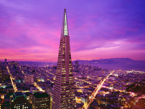 San Francisco's Most Renowned Skyscrapers