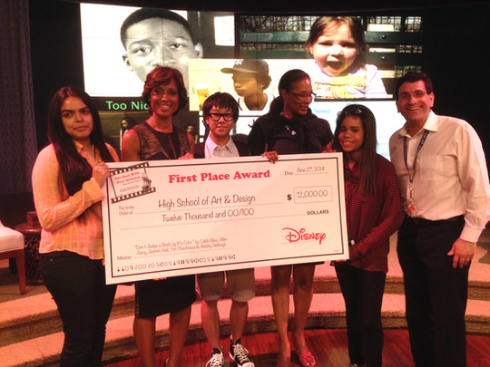 Get Reel With Your Dreams 1st Prize 2014