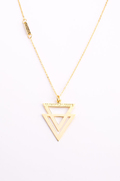 Dual Cartesian Coordinate Necklace