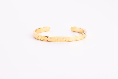 Cairo Coordinate Bangle
