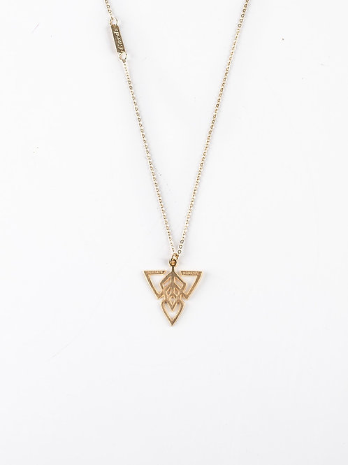 Rootlet Egypt Coordinate Necklace