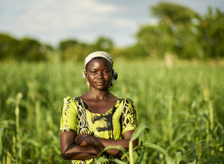 Sandton Welcomes the Women Farmers Program