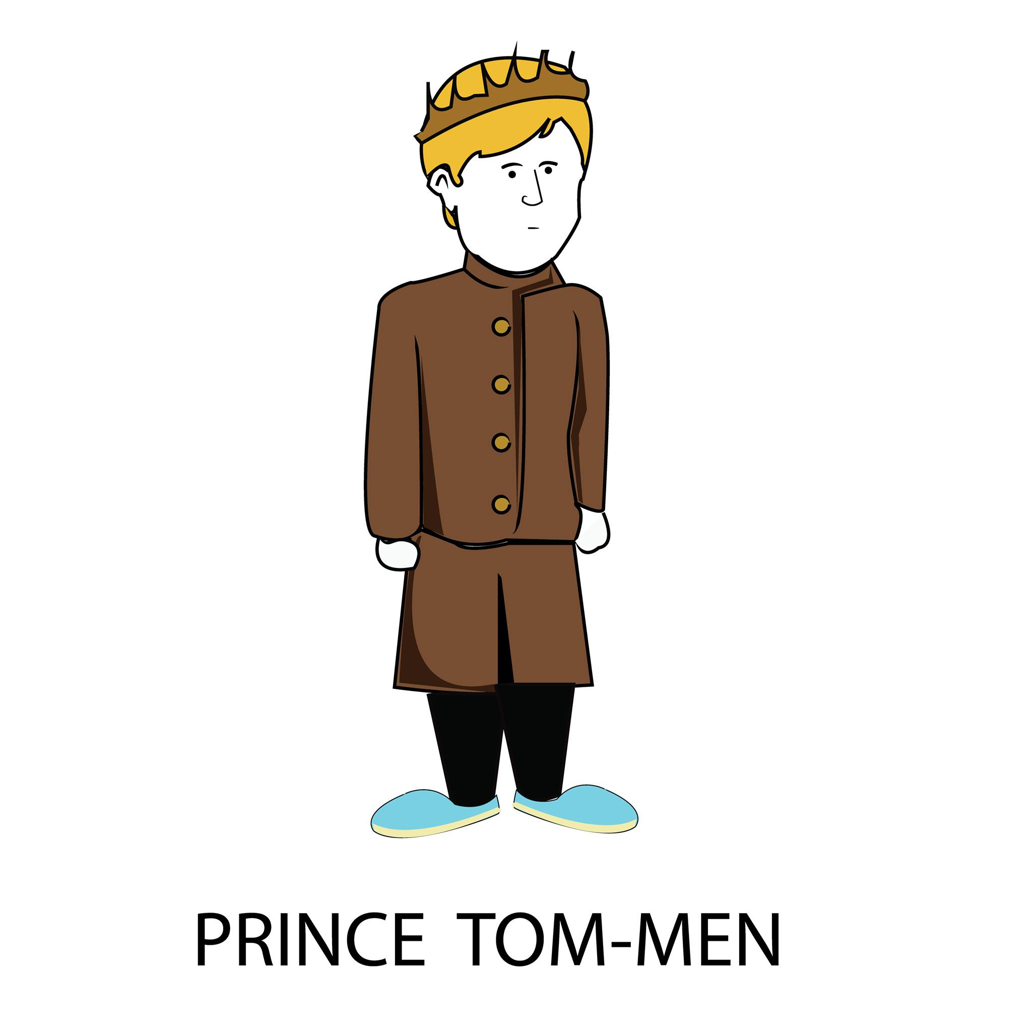 Tommen Baratheon, Game of Thrones