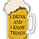 Thumbnail: Game of Thrones Sticker - I Drink and I Know Things (Beer)