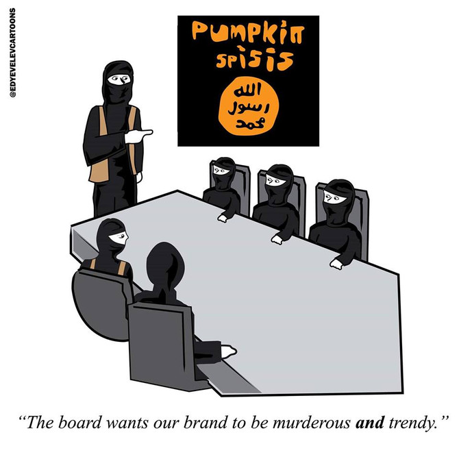 It's Fall, and the Pumpkin Spice Campaigns Are Bad