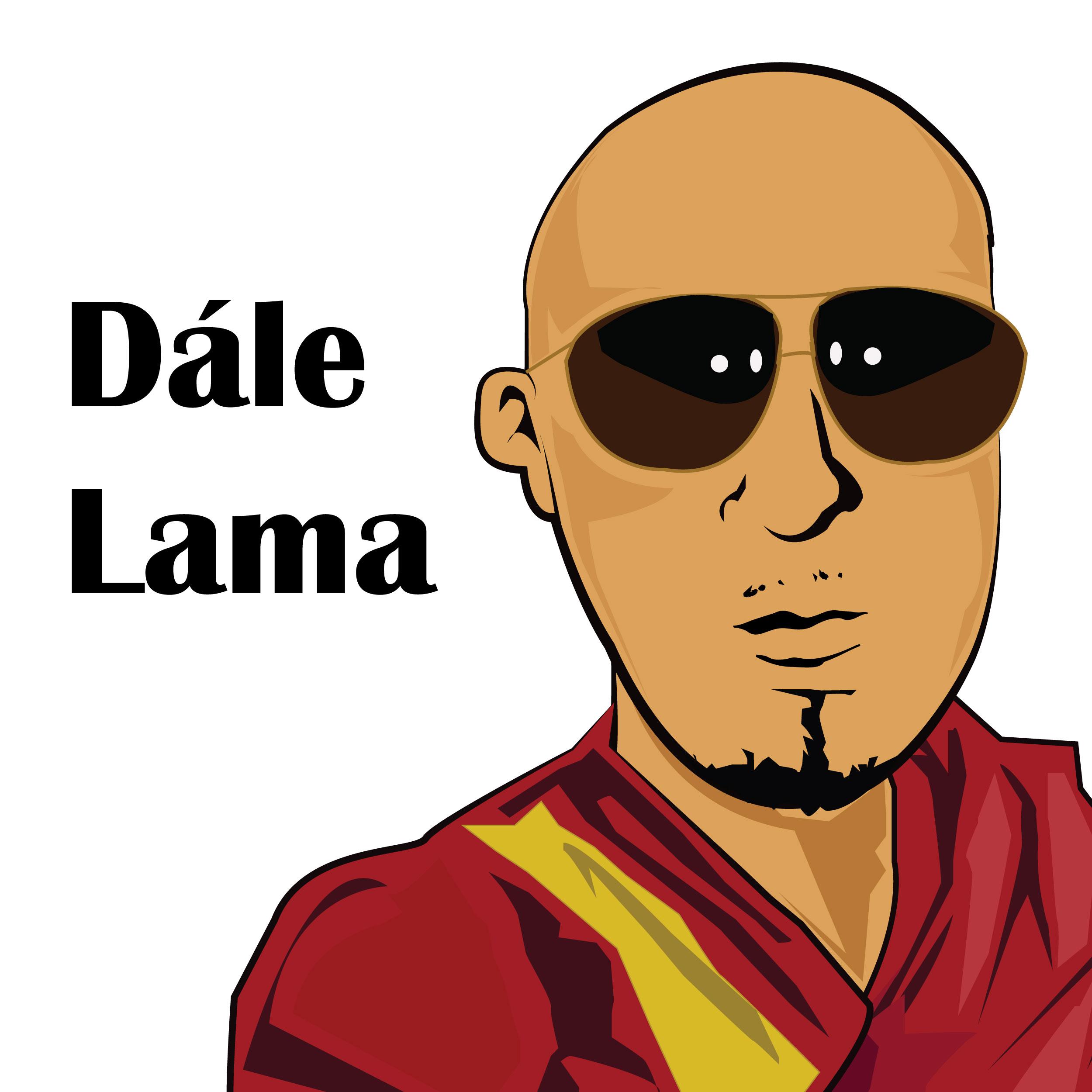 Pitbull and the Dalai Lama