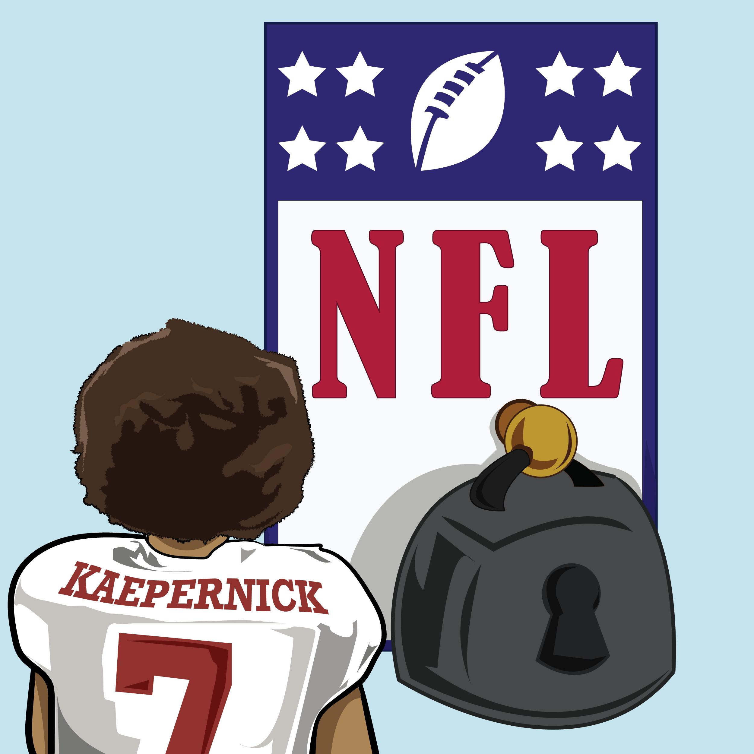 The NFL's blackballing of Colin Kaepernick